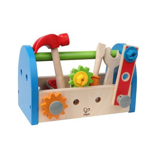 hape skrzynka z narz dziami do zabawy dla dzieci 2410 sklep z zabawkami ene. Black Bedroom Furniture Sets. Home Design Ideas