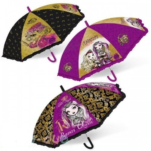 EVER AFTER HIGH parasol manualny dziecięcy 45cm