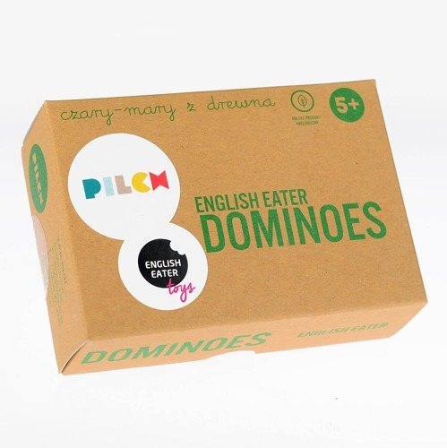 PILCH English Eater - DOminoes DOMINO